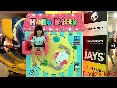 HELLO KITTY SURPRISE KIDDY RIDE, Hello Kitty Fun Ride, Kids Rhymes and Song