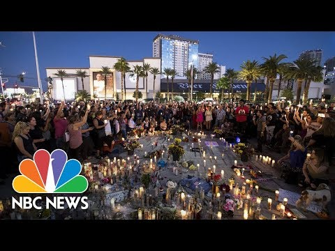 Update on Las Vegas Massacre Investigation (Full) | NBC News