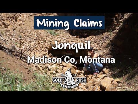 Historic Jonquil Mining Claim - Montana - 2016