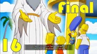 Los Simpsons El Videojuego - PS3 - Parte 16 - Español