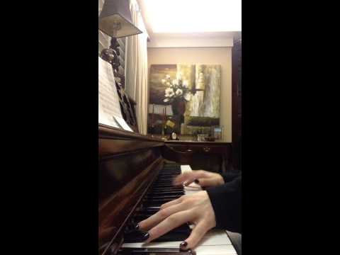 Work Song - Hozier piano cover