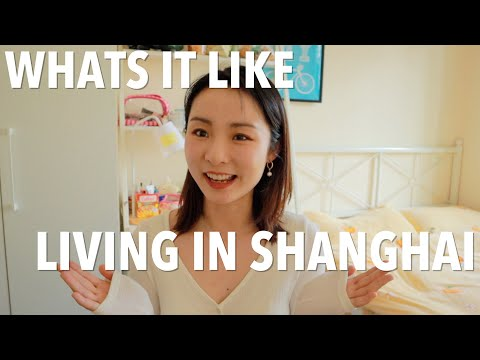 What's It Like Living In Shanghai China | Life In Shanghai | Living In Shanghai | 上海生活