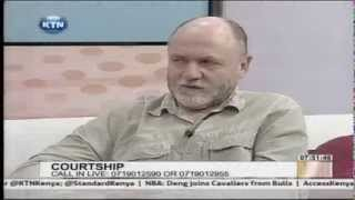 Courtship Interview with Chris Hart Watch KTN Streaming LIVE from K...