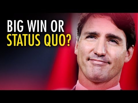Trudeau won nothing in the #USMCA | Ezra Levant