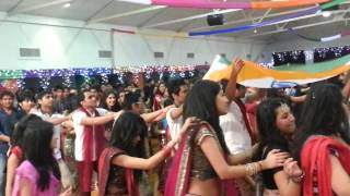 Auckland Gandhi hall Garba 2012 002
