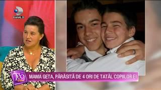 Teo Show (01.07.2020) - Iancu Sterp, Geta si mama lor, secrete de familie! Cat de bine se inteleg?