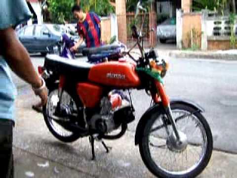 suzuki a100