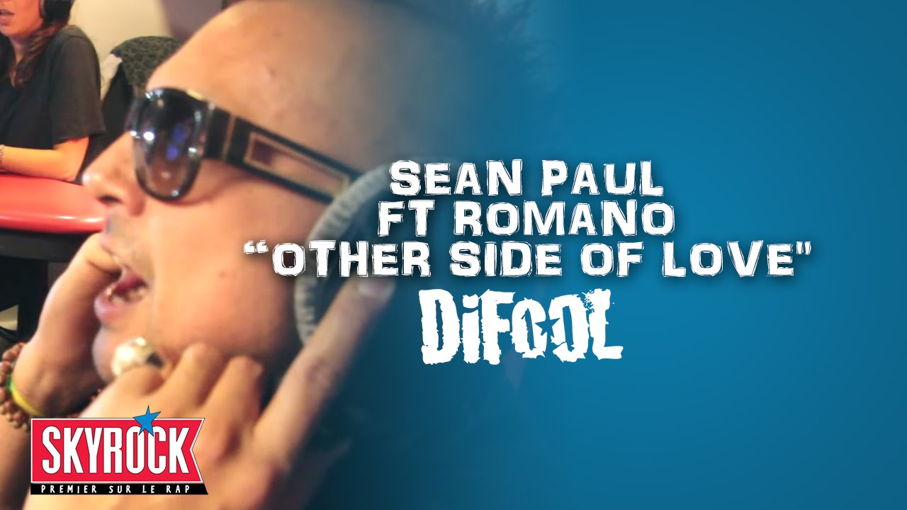 """Download Sean Paul feat.Romano """"Other side of love"""" en live #LaRadioLibre"""