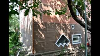Утепление стен Дома, Квартиры термопанелями Термофасад(, 2014-12-18T09:50:11.000Z)