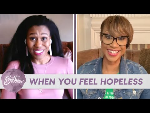 Priscilla Shirer, Dr. Anita Phillips: Allow Yourself to Feel Your Pain | Better Together TV