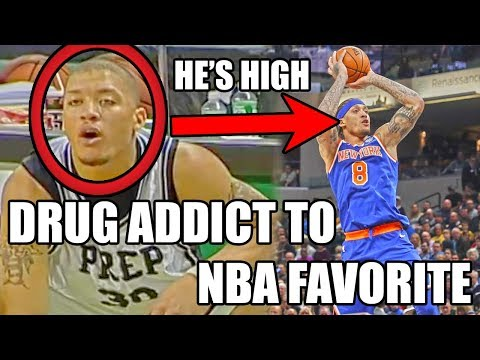 The High School Basketball STAR to Drug Addict to NBA Fan Favorite