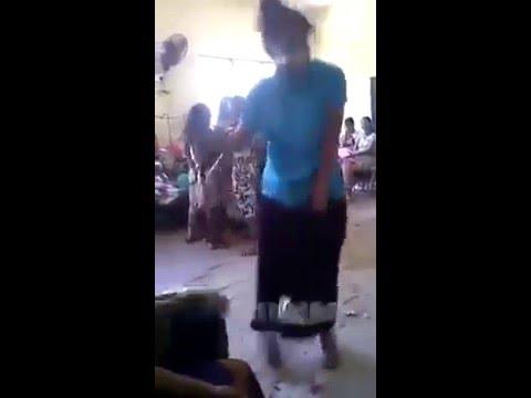 Sri Lankan Girl Dance