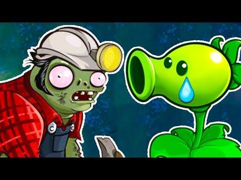 ЗОМБИ ПРОДОЛЖАЮТ ЖРАТЬ! - Plants Vs Zombies [Растения Против Зомби] #31