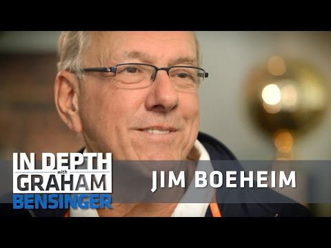Jim Boeheim: I rejected scholarships to walk-on