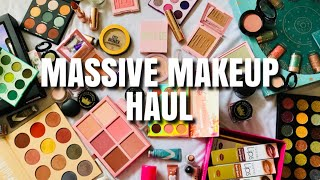 MASSIVE MAKEUP HAUL   Kylie Cosmetics, Ulta, Colourpop, MAC & MORE!