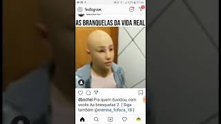JESUS!  As BRANQUELAS da vida REAL????????????