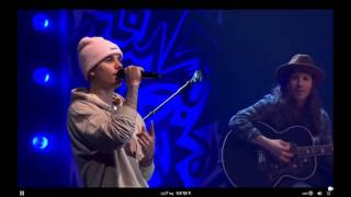 Download Lagu Justin Bieber performing Christmas Eve and Christmas Love Live at - 2015 MP3