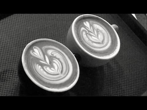 Free Pour Latte Art Competition (FLC) 2017 in KL
