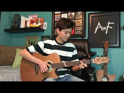 Drake-In My Feelings-cover(acoustic Fingerstyle)||Kiki Do You Love Me|| Andrew Foy ||