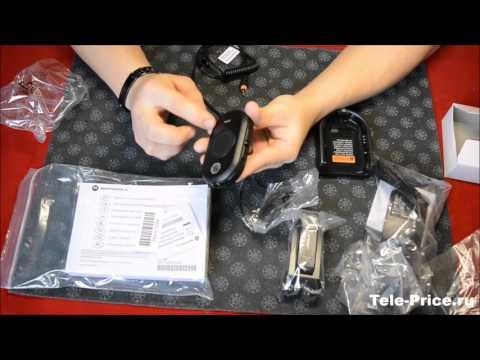 Обзор рации Motorola CLP 446