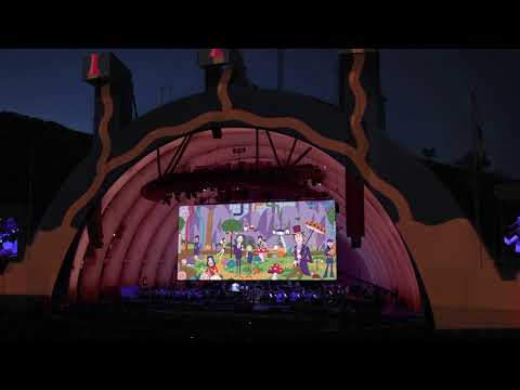 Willy Wonka & the Chocolate Factory In Concert at the Hollywood Bowl: A Live-to-Film Celebration