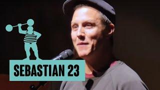 Sebastian 23 – In der Blüte der Quadrate