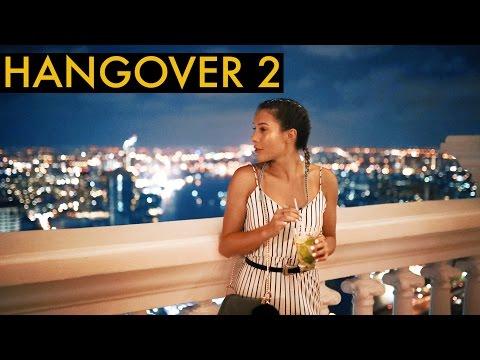 THE HANGOVER SKYBAR & CRAZY POOL PARTY - SONGKRAN IN BANGKOK