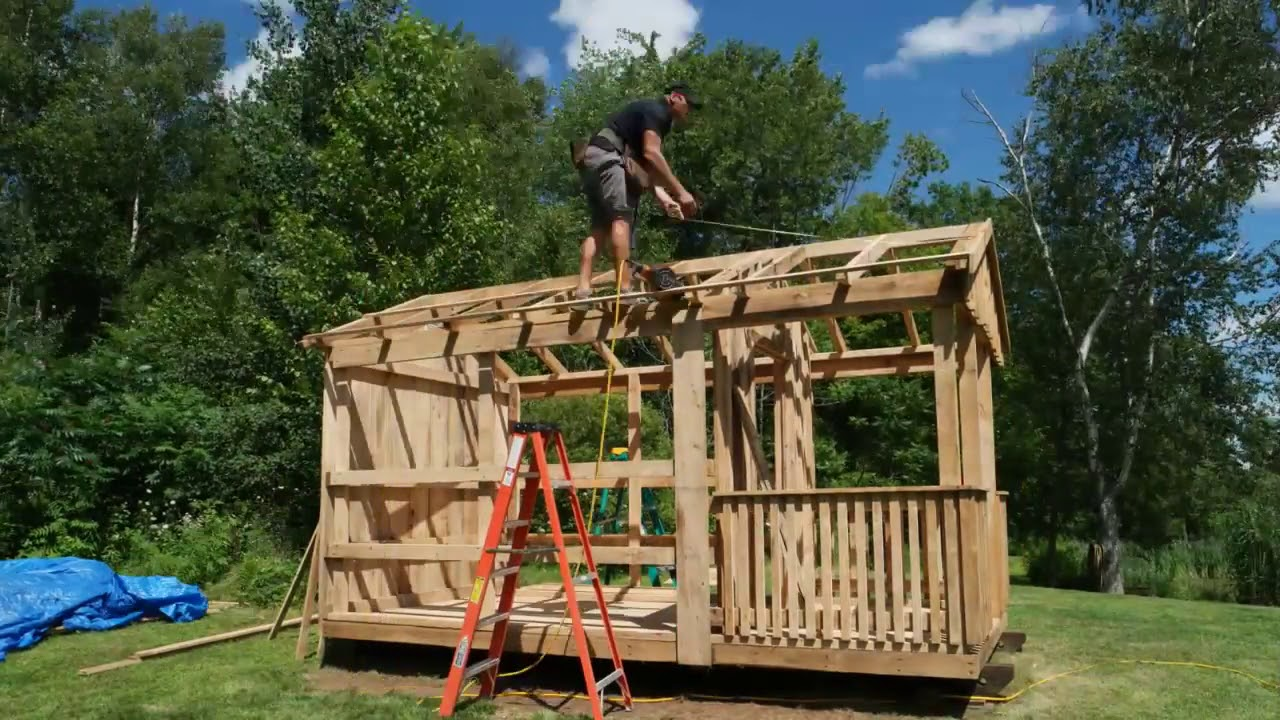Amish Sheds Inc  | All sheds are delivered fully assembled