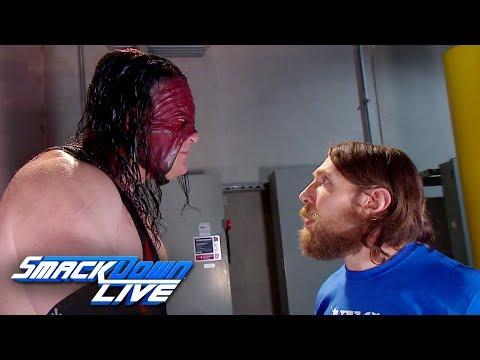 Daniel Bryan asks Kane for an apology: SmackDown LIVE, July 3, 2018