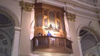 Pablo Bruna (1611-1679) Tiento de Segundo tono por Gesolreut sobre la letania de la Virgen