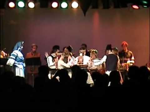 Transbalkan Express, Reni and Dusha Balkana - Jovano Jovanke - WoodfordFolk Festival, QLD  2007