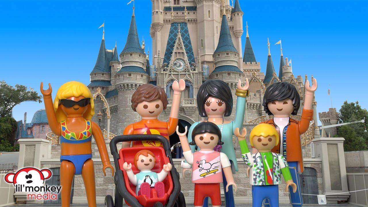 Ricardo Family Vlog 6 Vacation At Walt Disney World Ep 53 Youtube
