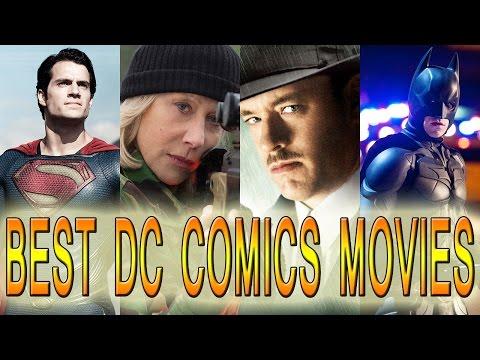 11 Best Live Action DC Comics Movies