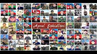 Aprel Səhidləri Tam Siyahi 92 Youtube