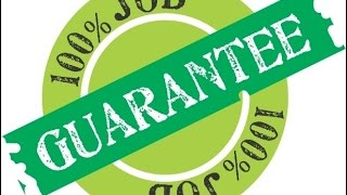 Guaranteed JOBS Better Than Guaranteed INCOME?