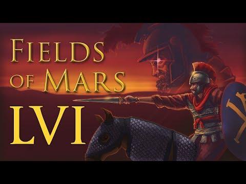 Fields of Mars #56 | The Puppets | TW Attila Roman Britain NLP