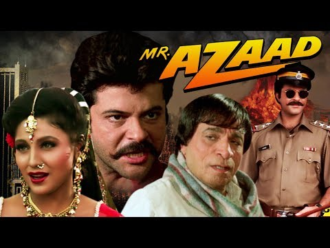 Hindi Action Movie | Mr. Azaad | Showreel...
