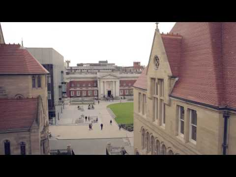 University of Manchester Flyover
