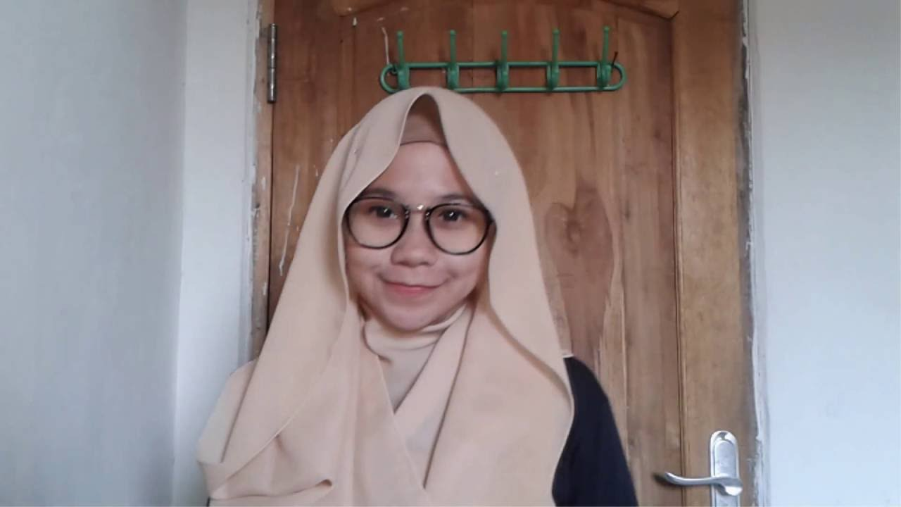 Hijab Tutorial For Glasses Tutorial Hijab Pashmina By Maya Arbi