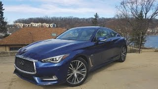 2017 Infiniti Q60 3.0T AWD: Another Proper Sports Coupe?