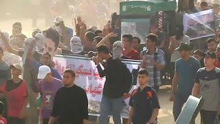 Un muerto y más de doscientos heridos en la franja de Gaza por fuego israelí