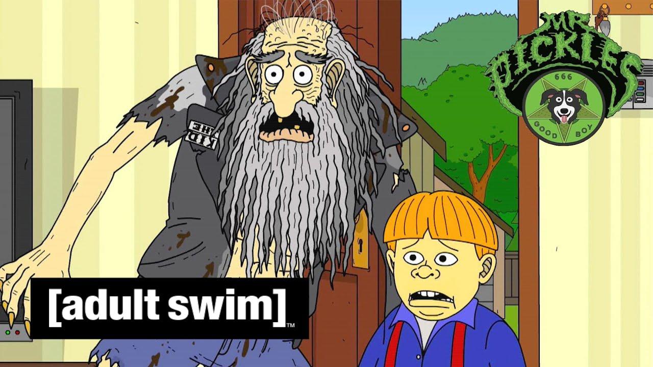 Download Adult Swim VF - Mr Pickles 🇫🇷 | Le virage de la mort [extrait S01E05]