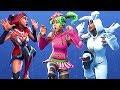 Fortnite 79 Costumes Perform Zany NEW Dance