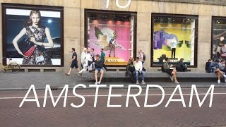 видео Шопинг в Амстердаме