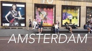 видео Шоппинг в Амстердаме