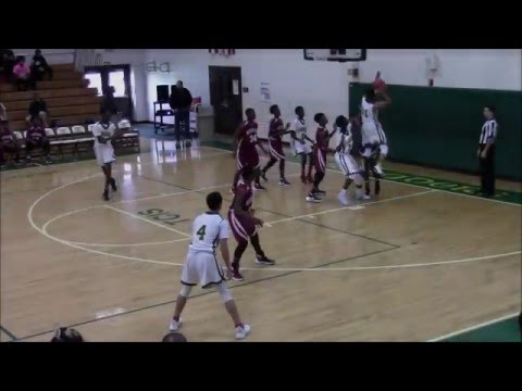 Joshua White #31:  PF-SF Bishop Sullivan Catholic High School 2015-16