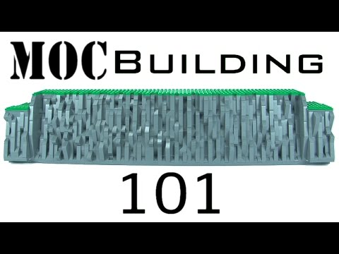 MOC Building 101: Mountain