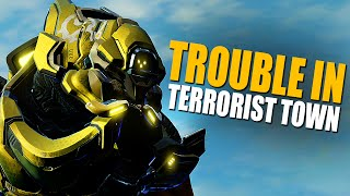 Halo 2 Anniversary Custom Games - Trouble in Terrorist Town