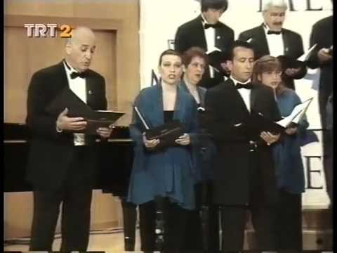 Elif GÖKALP ~ Yesterday (TRT Ankara Radio Polyphonic Choir)