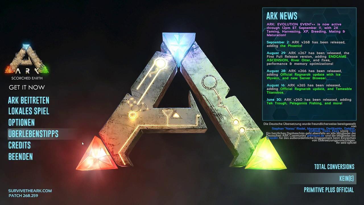 Ark Schadensanzeige